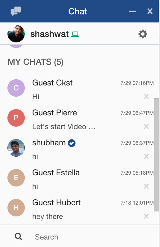 recent-chat-section